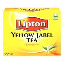LIPTON YELLOW LABEL TEA 200GR