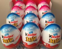 Kinder Joy Egg