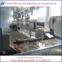Tunnel Packed Food Sterilizer, Bagged Food Sterilization Machine