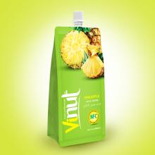 500ml Pouches Pineapple Juice Drink