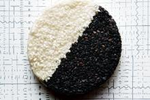 White and Black Sesame Seeds. Discounted prices available