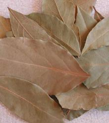 100% natural dried bay leaves
