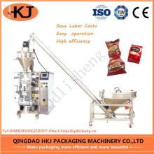 Automatic power granule packing machine for flour,rice
