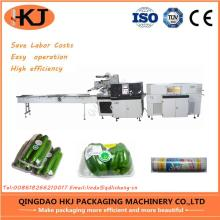 High strenth thermoshrinking reciproceting packaging machine