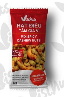 SPICY FRIED CASHEW NUT