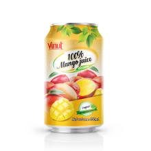 330ml VINUT 100% Mango Juice Drink
