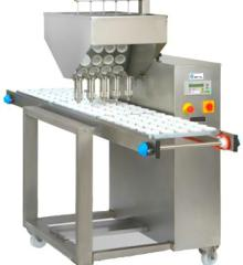 AUTOMATIC CUP CAKES FILLING MACHINE
