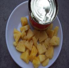 Fresh Crop Excellent Quality Canned Pineapple Pieces