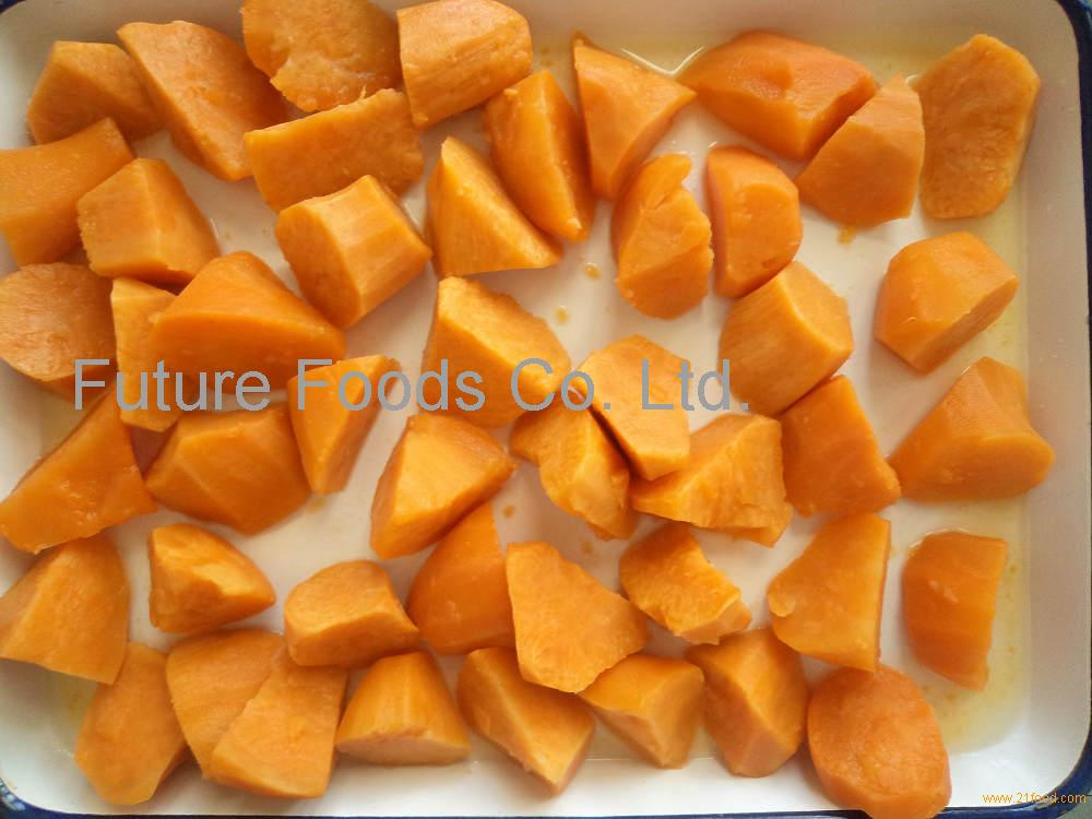 CANNED SWEET POTATOES