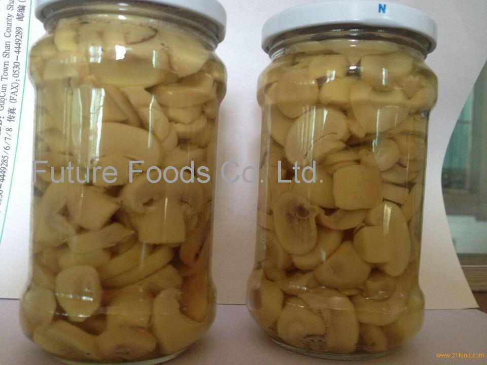 MUSHROOM SLICE CANNED VEGETABLE CANNED FOODS