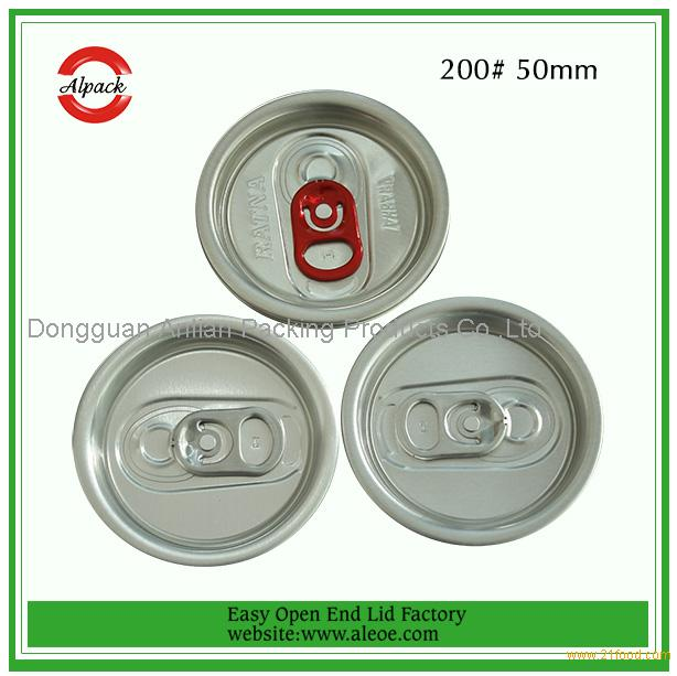 EOE for beverage can