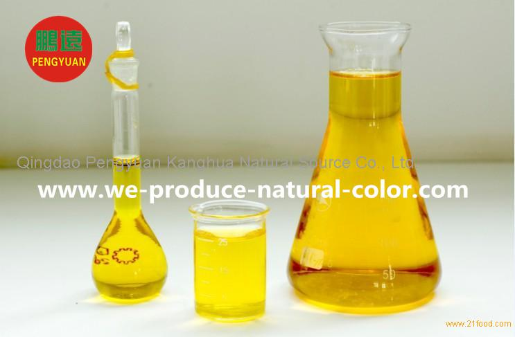 Chinese natural yellow pigment company produce curcumin