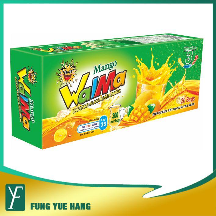 Mango Flavour Fruit Instant Powder Juice