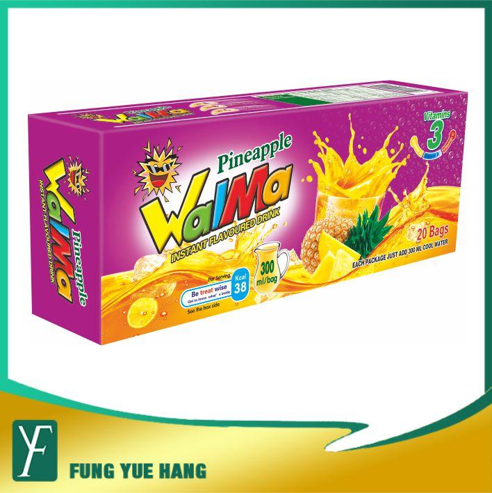 Pineapple Flavour Instant Powder Juice