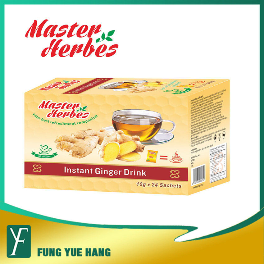 Master Herbes the gingembre en poudre