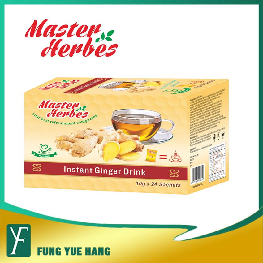 Herbal Original Flavor Instant Ginger Drink