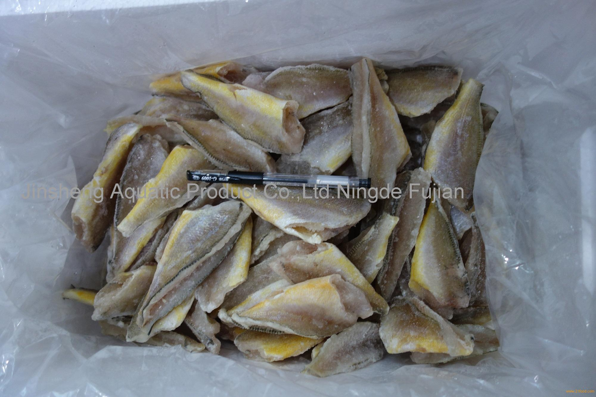 Small Yellow Croaker, Wild Caught Whole Round