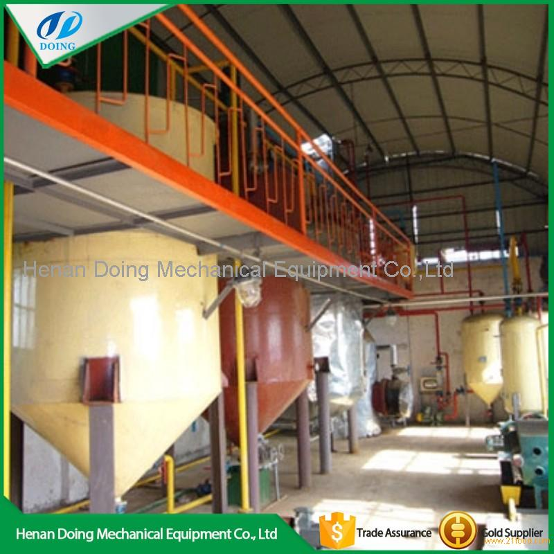 groundnut oil refining machine
