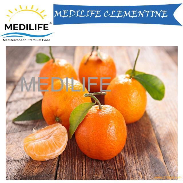 Clementine ,Sweet Tunisian Fruit 7 kg Open Top Carton
