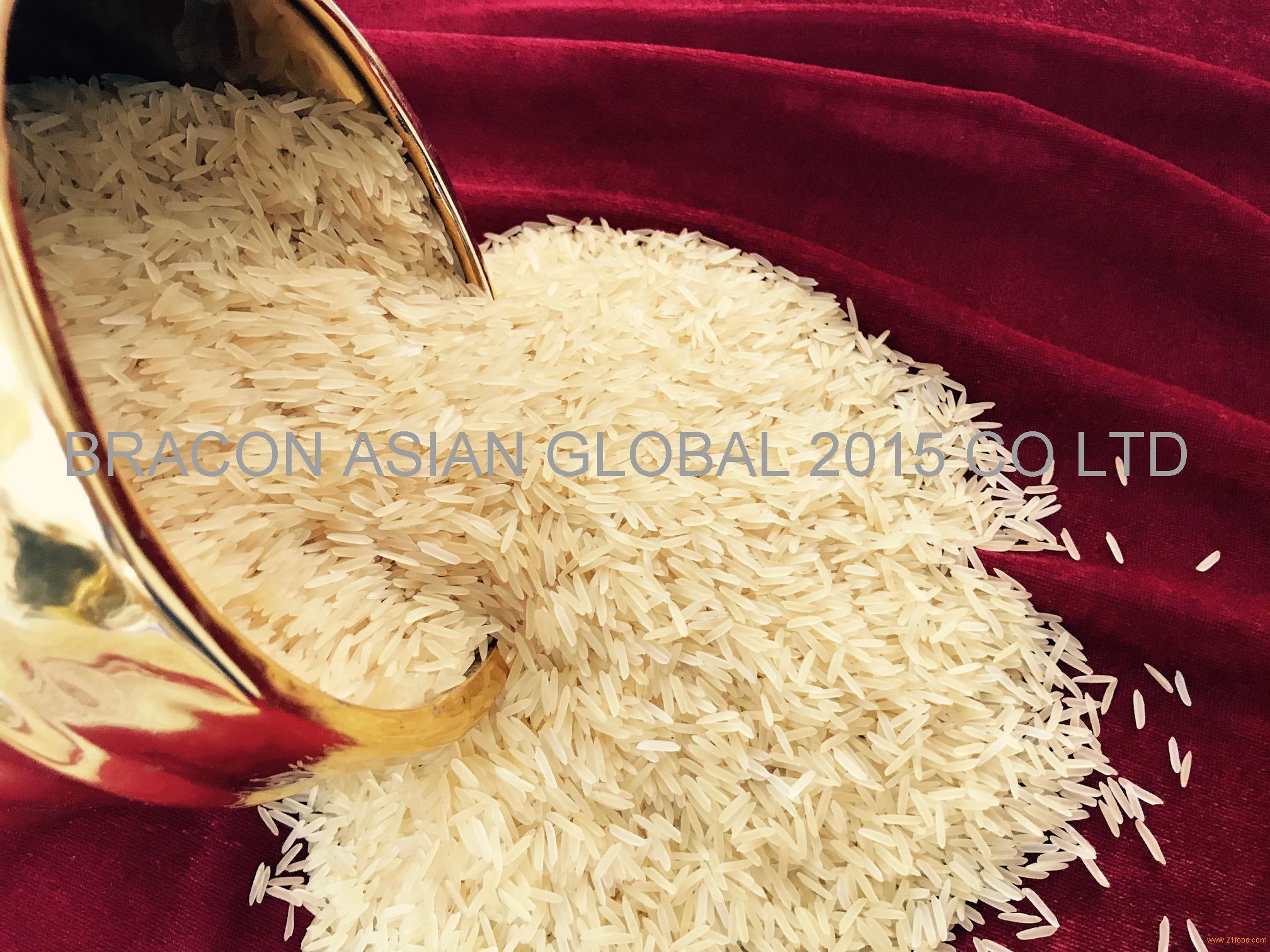 1121 Golden Sella Basmati Rice Thai Parboiled Rice 5%, & Japonica Rice,