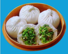 Vegetables & Mushroom Bun