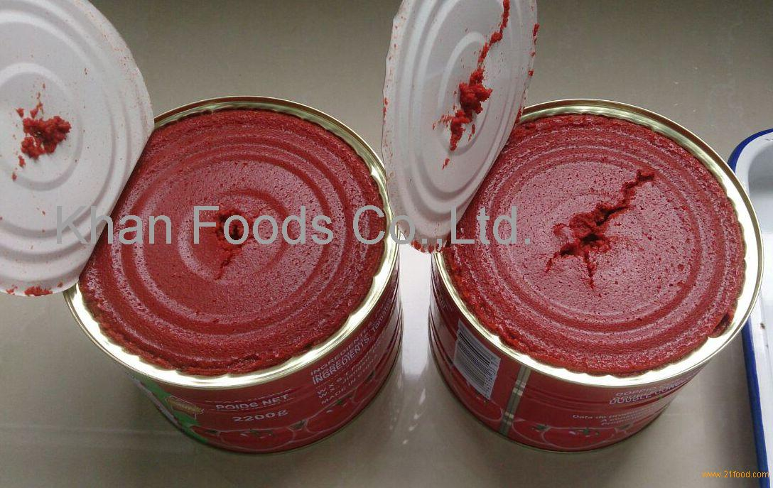 2.2kg canned tomato