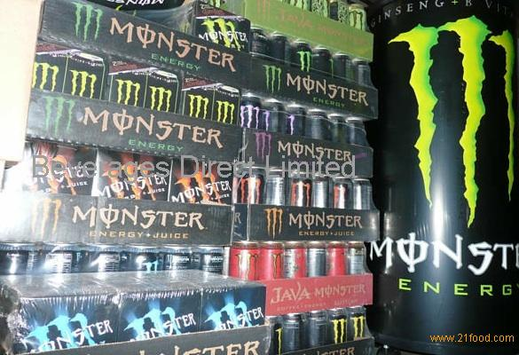 Monster Energy Drinks Products United Kingdom Monster