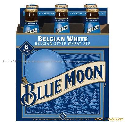 Blue Moon 12oz bottles 24 per case