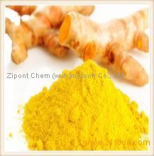 Natural Edible Yellow Color Turmeric 95%