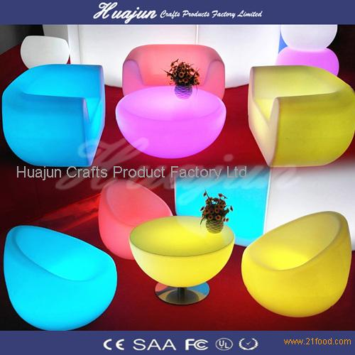 Led Sofa Set For Bar Shop And Home Products China Led Sofa