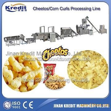 2014Hot Sale Cheetos Snacks Food Processing Machine