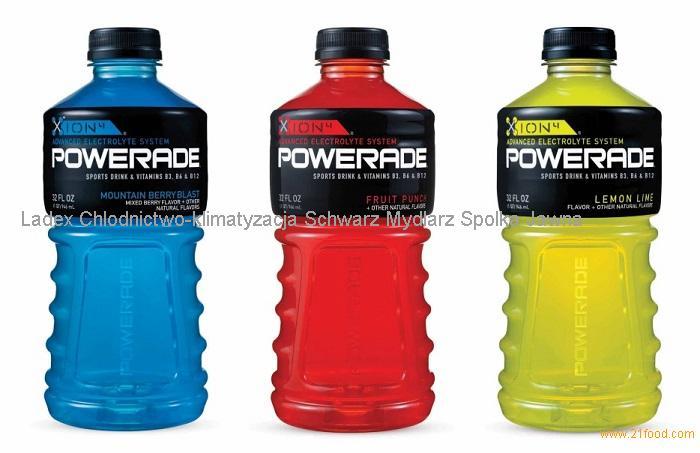 Powerade drinks / Roko Drinks