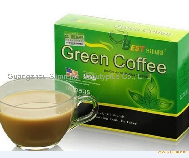 Slimming Coffee Tea With Best Share Green Coffee, Herbal ...