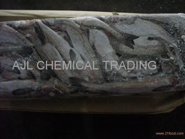FROZEN ALASKA POLLOCK FISH AND FILLETS