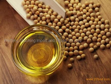 First Grade Non-GMO Soybean Oil from China