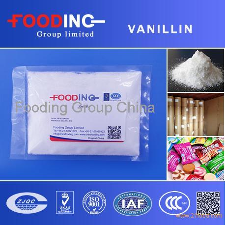 Ethyl Vanillin/Vanilla Powder