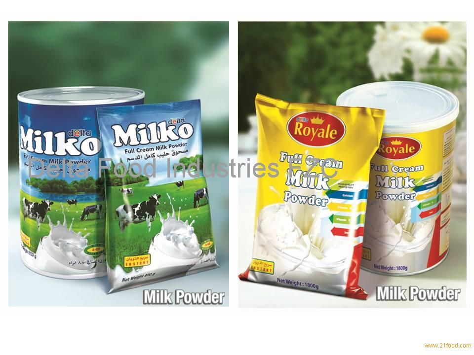 delta milko full cream milk powder products united arab. Black Bedroom Furniture Sets. Home Design Ideas