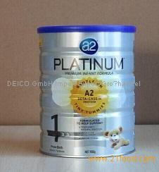 A2 Platinum Premium Follow On Formula 900g Stage 2