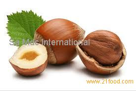 Hazelnuts Kernel