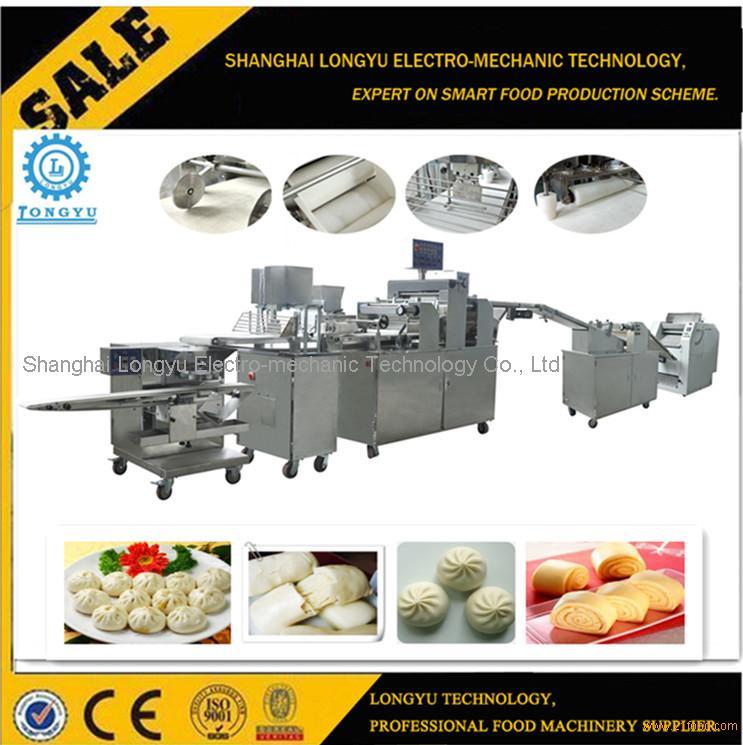 steam bun machine