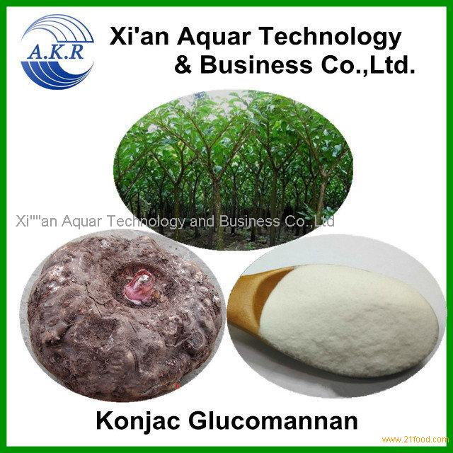 factory direct supply konjac mehl and konjac powder