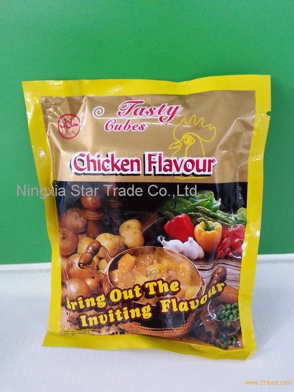 Muslim Halal Flavour chicken 11g/cube 5g/cube 10g/cube 4g/cube