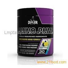 Cutler Nutrition AMINO PUMP JC