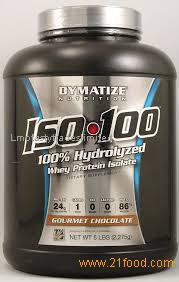 Dymatize Nutrition ISO 100 Hydrolyzed 100% Whey Protein Isolate
