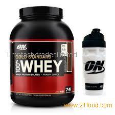 100% QUALITY !!! OPTIMUM NUTRITION 100% GOLD STANDARD WHEY PROTEIN FOR SALE