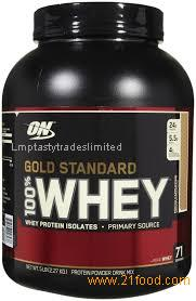 Optimum Nutrition 100 % Gold Standard Whey Protein 5lb available for sale