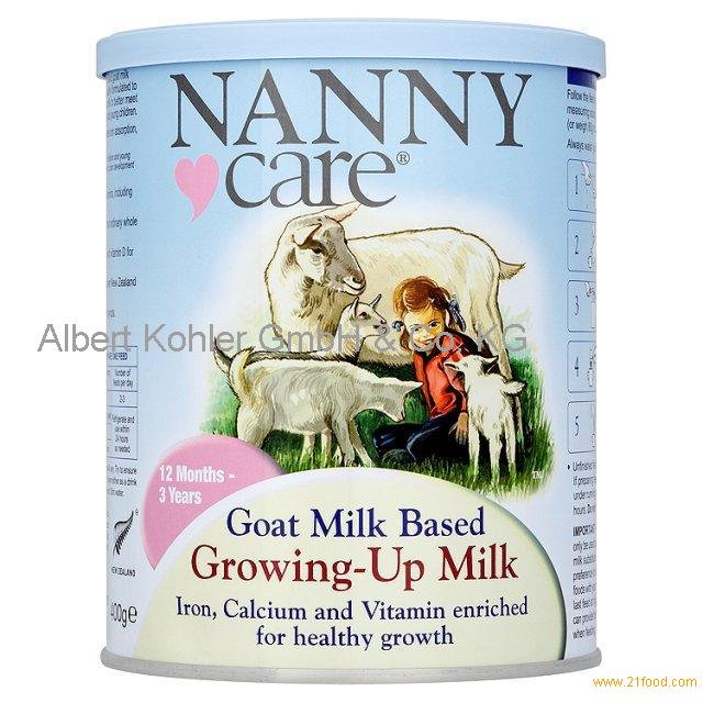 Nanny Care Growing Up Milk - Stage 3 - 900 gr ( 12 - 36 Months )