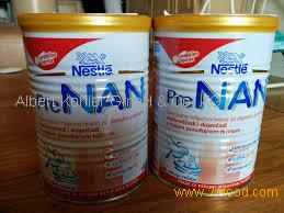 Copy of All stage Nestle NAN 1 COMFORTIS 800g