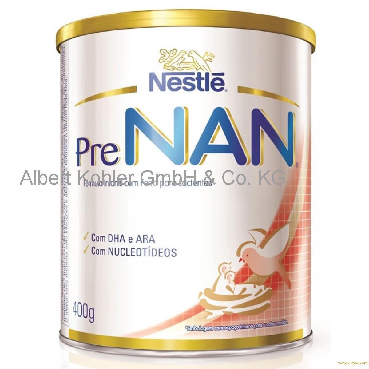 All Stage Nestle PRE NAN 400g