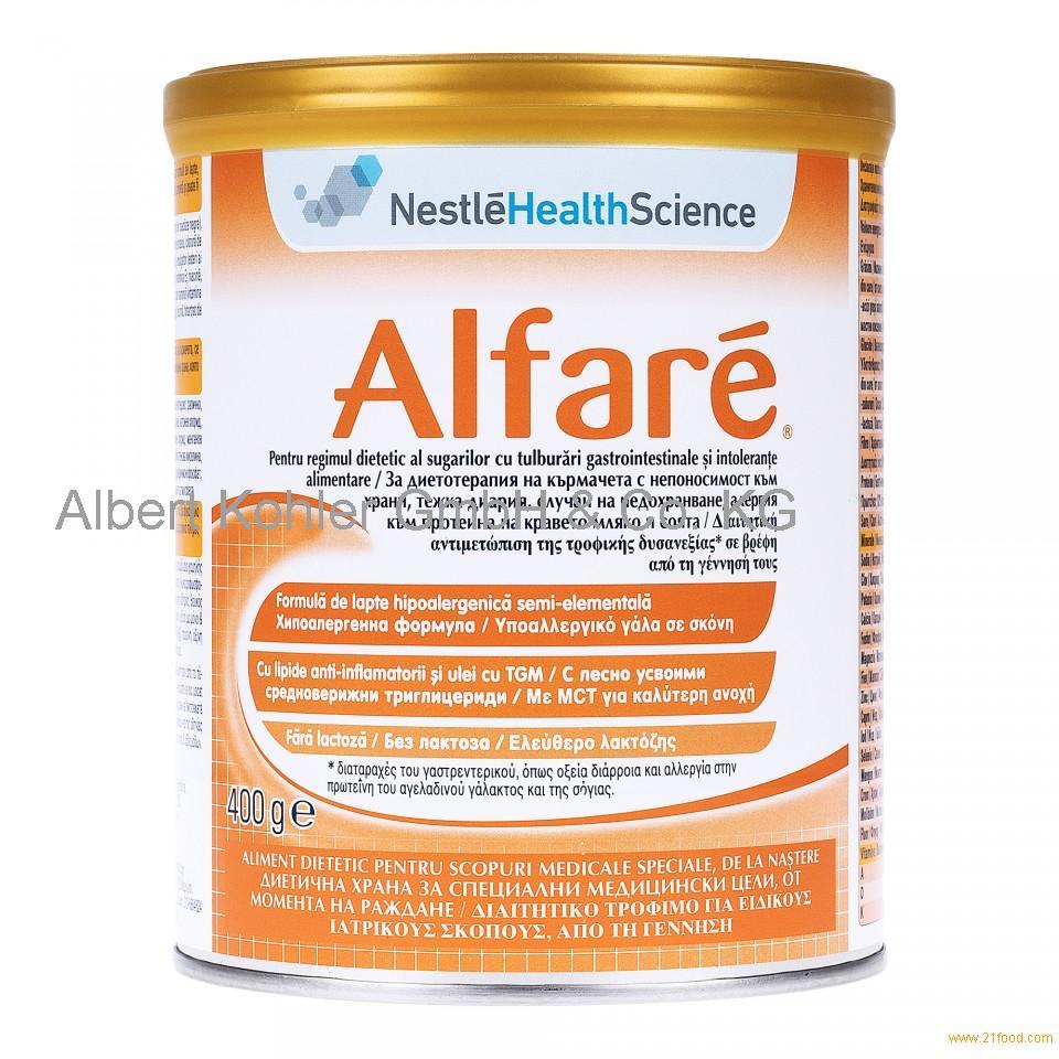 Nestle NAN ALFARE 400g